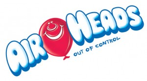 The original Airheads logo