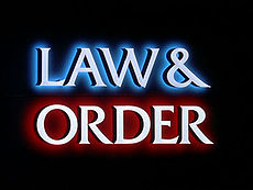 Law & Order Tittle Card